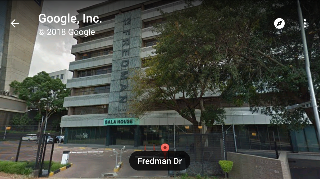 Justified Connect Office Address - Contact - 12 Fredman Drive - Sala house - Sandton 4b